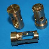 Präzisions-SelbstEdelstahl-Titan, welches die maschinell bearbeitete Ersatzteile CNC maschinelle Bearbeitung dreht