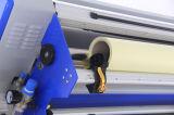 Papel termal de la fabricación de Mefu que lamina a laminador caliente del rodillo