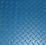 Le dessin losangique nr/NBR/EPDM/CR/SBR Feuille de caoutchouc anti-patinage/dalle/plaque/mat