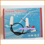 Miniüberwachung-Mikrofon für CCTV-Sicherheitssystem