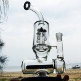 Winter-neuestes Entwurfs-Schwarz-Glas-rauchende Wasser-Rohre (ES-GB-294)