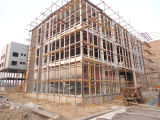 Matériau de construction de structure métallique pour la Chambre préfabriquée/l'atelier structure métallique