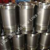Forro do cilindro das peças de motor Diesel do russo usado para Yamaz 240y