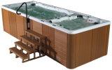 호화스러운 정원 6 미터 옥외 수영 온천장 (인어)