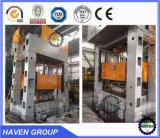 YQK27-2000 estampado en la prensa hidráulica Máquina punzonadora