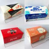 Maquinaria de embalaje de servilleta de papel higiénico de equipos de embalaje