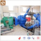 Cja237-W90/1X5.5 Type Pelton Turbine de l'eau