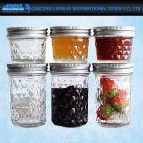 Nueva botella de la bebida de la botella de cristal del diseño para las salmueras y la ensalada