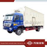 Carro del cargo de Sinotruk C5b 4X2 Zz5164xxyg5616c1