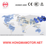Hmvp Frequenz-Inverter-Geschwindigkeits-Steuerung, asynchroner Induktions-Motor Hmvp90s-4p-1.1kw