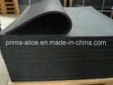 Плитка резиновый циновки безопасности настила спортивной площадки циновки резиновый с различным типом