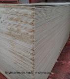 madeira compensada natural do vidoeiro de 2.7mm-21mm com classe do núcleo C/D de Combi
