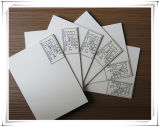 Panneau en mousse de PVC blanc 12mm haute densité pour armoire, plinthes