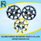 화강암 지면을%s 디스크의 Romatools 다이아몬드 가는 공구