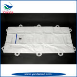 PP Handles White Customized Funeral Corpse Body Bag