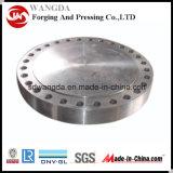 DIN/ASTM Hidráulico de Alta Pressão em aço carbono flange forjados