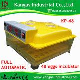 De professionele Fabriek van de Fabrikant levert de Incubator van het Ei van 48 Kip