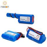 18650 2600mAh 11.1V再充電可能な李イオン電池のパック