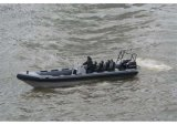 Aqualand 35feet 10.5m Military Rigid Inflatable Boat / Rib Patrol Boa (RIB1050)