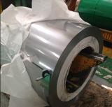 Bobina de aço inoxidável laminado a frio 304 2b com papel