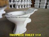 Washdown Ewc санитарных изделий двухкусочные/топить силы тяжести P-Поглощают 180mm