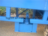Rampa registrabile del bacino di caricamento di altezza portatile
