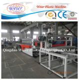 PVC della plastica di WPC che pela la macchina di fabbricazione della piastrina della scheda della gomma piuma per mobilia
