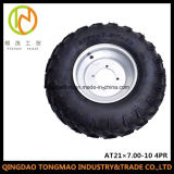 Preiswerter Preis 13.6-24, Traktor-Gummireifen der Landwirtschafts-At21*7.00-10