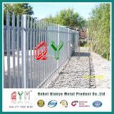Загородка Palisade обеспеченностью стальная/декоративная панель Palisade стального прута