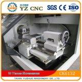 중국 Yz 공장에서 Ck6132 CNC 포탑 선반 기계