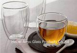 Het Glaswerk van uitstekende kwaliteit, de Koppen van het Water van de Kop van het Glas