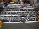 Betão de acabamento de superfície nivelamento vibratório truss máquinas de chapa com Honda Gx270