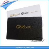 Cartões de crédito de PVC baratos / Cartão de PVC em branco