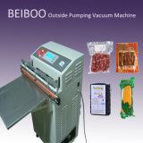 Dichtende verpackeneinsacken-Maschine außerhalb des pumpenden Vakuums für festes RS600f