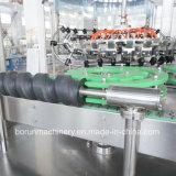 Automatische Glasflaschenreinigung-füllende mit einer Kappe bedeckende Verpackungsmaschine für Bier
