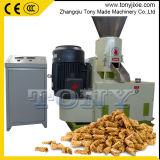 machine à granulés de sciure de bois rentable 300-500kg/h Flat Die Presse à pastilles