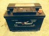 Bateria livre da manutenção de DIN74mf-L auto