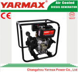 Irrigación agrícola de la granja de Yarmax 178f bomba de agua diesel de 3 pulgadas