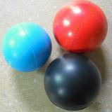 Geformte feste Gummikugel für Haustier