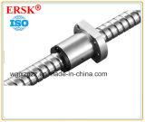 Cnc-Kugel-Schraube für maschinell hergestelltes in China