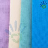 Têxtil transpiravel PP não tecido Roll / Nonwoven Textile Nonwoven Fabric / 1.6m / 2.4m Spunbond PP tecido não tecido