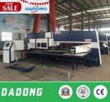 Máquina de perfuração larga do CNC da folha do uso da parede de cortina HP30