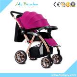 Reposent le promeneur de bébé de portée avec Umbrellar/le transporteur se pliant de taqueuse bébé de contrat