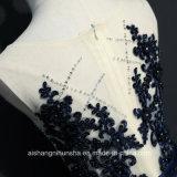 Frauen, die Satin-Sleeveless reizvolles Abend-Partei-Abschlussball-Kleid bördeln
