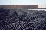 Malasia varia forma de briquetas de carbón de la máquina de extrusión de carbón bola