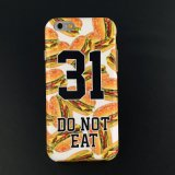 Food Series High End Level Custom Design PC Cell Phone Case / Cover para iPhone 6 / 6plus / Se