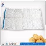 25kg sac net de maille végétale du plastique pp