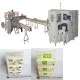 Tecido de papel facial da prensa que empacota a máquina de embalagem