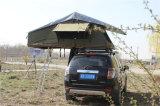 도로 지붕 상단 천막 떨어져 4WD