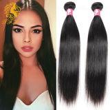 Ранг 2PCS/Lot волос 6A девственницы Weave человеческих волос бразильских волос девственницы прямая освобождает перевозку груза